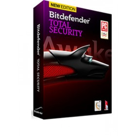 BitDefender Total Security For 1 PC 3 Month
