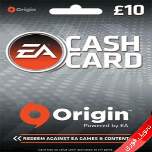 Origin EA Cash Card 10£ UK Instand Delivery