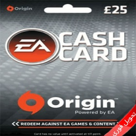 Origin EA Cash Card 25£ UK Instand Delivery