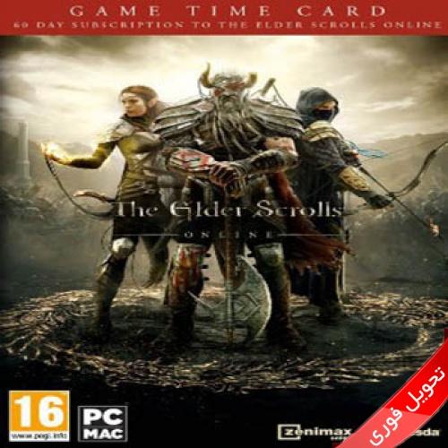 The Elder Scrolls Online 60 Days Plus Membership Instant Delivery