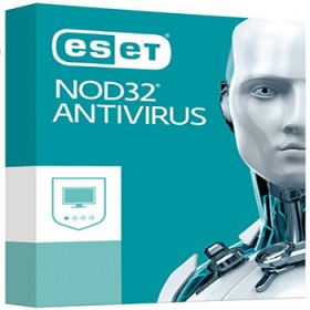 ESET NOD32 Anti Virus For 1 PC 1 Year