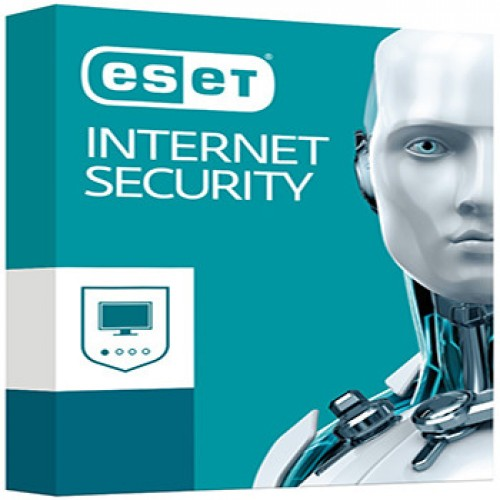 ESET Internet Security For 1 PC 1 Year