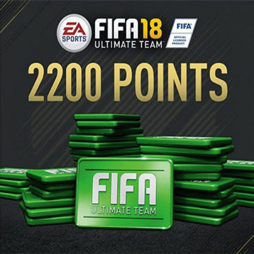 FIFA 18 Ultimate Team 2200 FUT Points