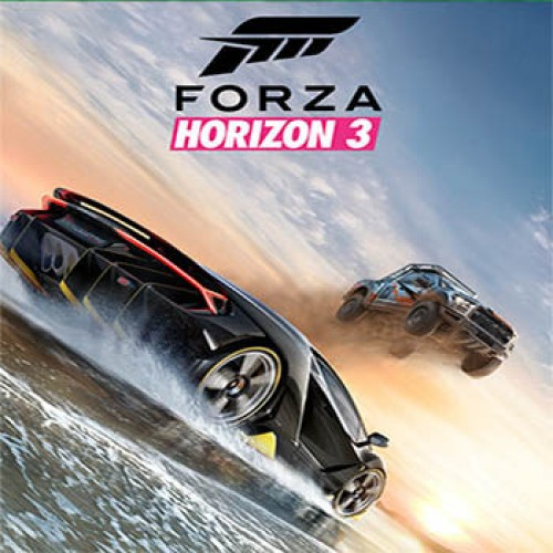 Forza Horizon 3 Standard Edition PC/Xbox One Digital Code