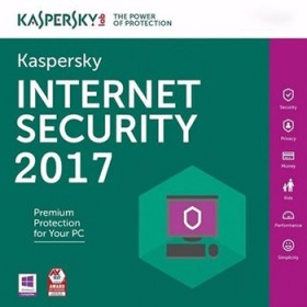 Kaspersky Internet Security For 1 PC 1 Year