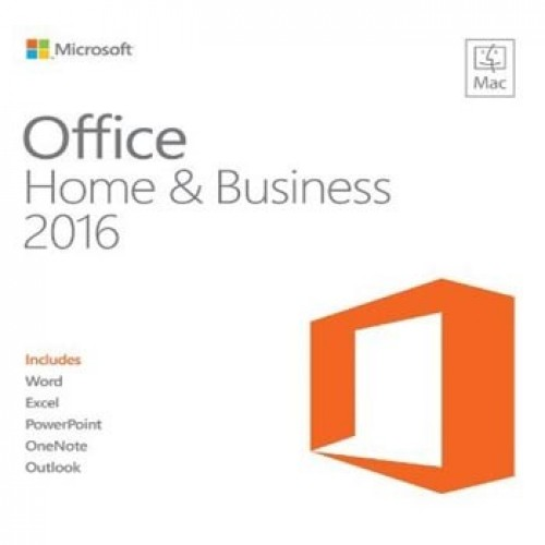 Microsoft Office 2016 Home and Business 1 MAC
