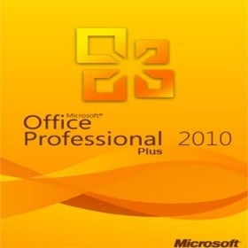 Microsoft Office 2010 Professional Plus x86-x64 1 PC