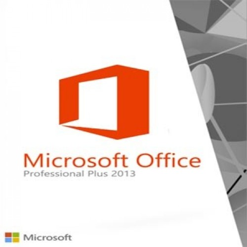 Microsoft Office 2013 Professional Plus x86-x64 1 PC