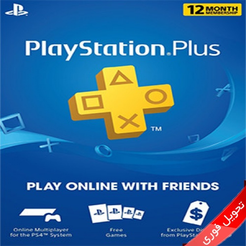 PSN Plus 12 Month US Instant Delivery