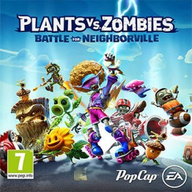 Plants vs Zombies : Battle for Neighborville
