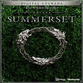 The Elder Scrolls Online : Summerset DLC Upgrade