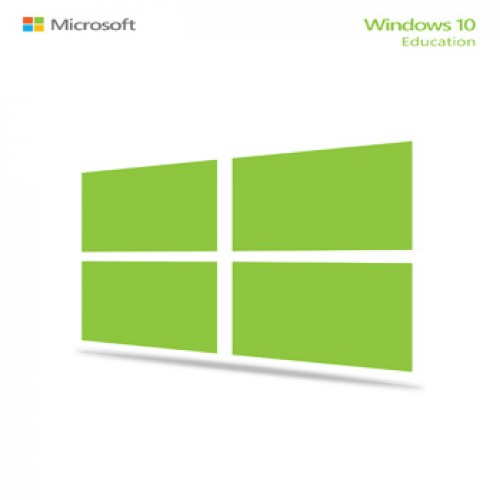 Microsoft Windows 10 Education x86-x64 1 PC