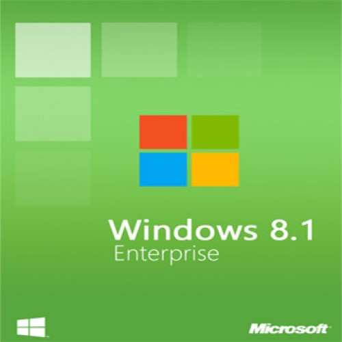 Microsoft Windows 8.1 Enterprise x86-x64 3 PC