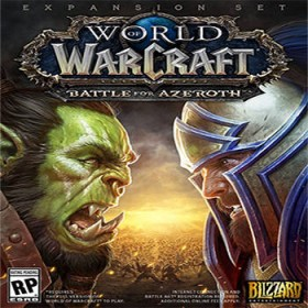 World of Warcraft : Battle for Azeroth EU