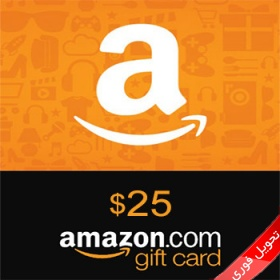 Amazon 25 $ US Gift Card Instant Delivery
