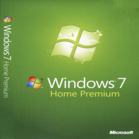 Microsoft Windows 7 Home Premium x86-x64 1 PC