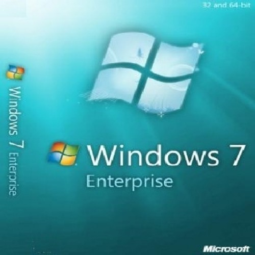 Microsoft Windows 7 Enterprise x86-x64 3 PC